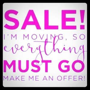 Accessories - EVERYTHING MUST GO!